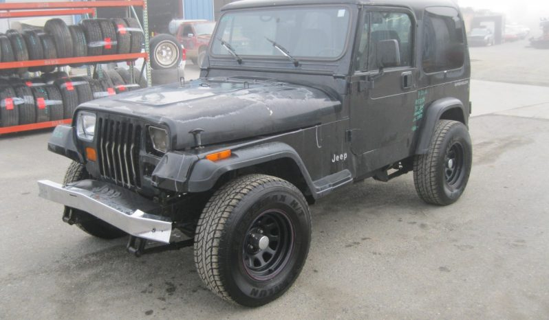 1995 Jeep Wrangler Hard Top full